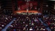 """Cumhurbaşkanı Erdoğan: """"Değişimi inkar etmek, kafasını kuma gömen deve kuşu misali kendi kendini kandırmak demektir"""" - ANKARA"""