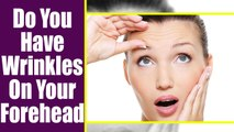Wrinkles - Tips On How To Reduce and Remove Wrinkles From Your Forehead | Boldsky