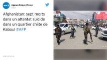 Afghanistan. Au moins neuf morts dans une attaque suicide à Kaboul.