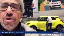 Suzuki Vitara restylé et Jimny : l'explication de leur absence au salon de Genève 2018