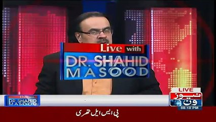 Live With Dr Shahid Masood – 9th March 2018