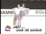 Aliki Stergiadu & Yury Razguliaevs USR - 1991 Junior World Figure Skating Championships FD