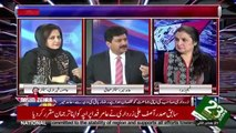 When a non-political woman will address Jalsas she will make such blunders - Hamid Mir mimics Maryam Nawaz