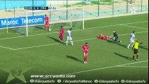 هدف توفيق الصفصافي - سريع واد زم 1-0 شباب الريف الحسيمي - الجولة 20