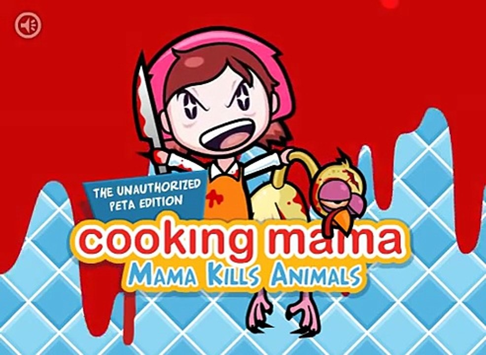 Cooking mama kills animals game 2 shock man 2 game