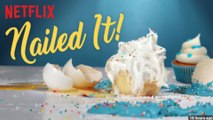 "Netflix's Hilarious New Baking Show ""Nailed It"" & More: 3 Stories Trending Now"