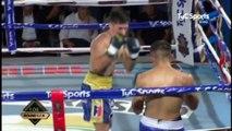 Brian Nicolas Laguna vs Damian Alejandro Rojas (17-02-2018) Full Fight