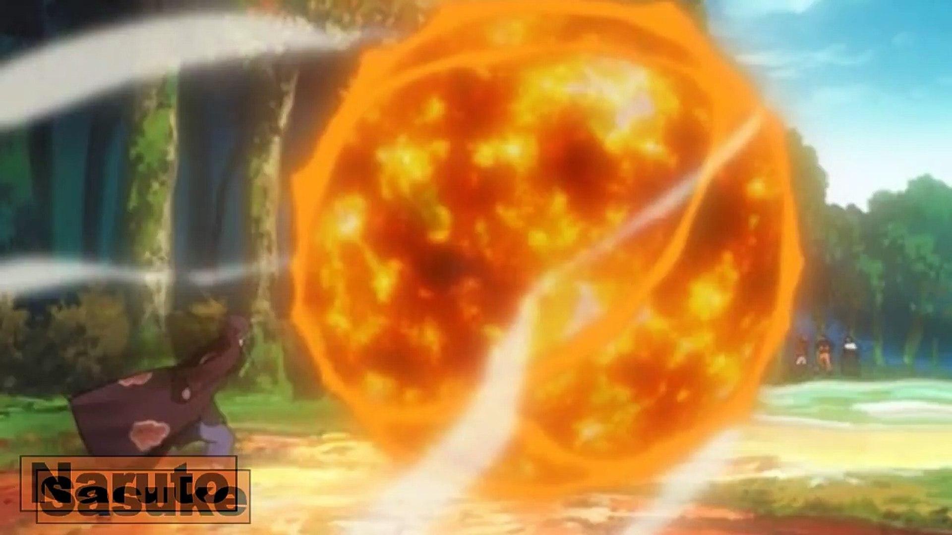 EXPLICACIÓN: DEBILIDADES DE NARUTO Y SASUKE | Naruto Shippuden | Robert B