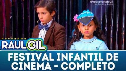 Festival Infantil de Cinema - 10.03.18 - Completo