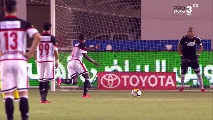ملخص مباراة أحد - الرائد ضمن منافسات الجولة 24 من الدوري السعودي للمحترفين