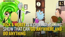 The 'Rick and Morty' Story Circle