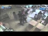 [15/01/16 뉴스데스크] 넘어뜨리고 뺨 때리고…폭행 보육교사 '상습적 학대' 확인