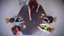 A Neuroscientist Tries To Teach Kids About DNA Using Legos