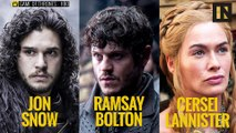 Who Has Killed The Most Named Characters in Game of Thrones?