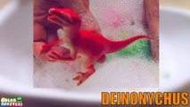 Learn Dinosaurs Name Sounds Dinosaurs - Learn Names Of Dinosaurs - Dinosaur Bath Time