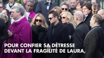 Inquiète pour Laura Smet, Nathalie Baye alertait Johnny Hallyday à travers de longs mails
