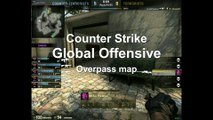 Counter Strike Global Offensive live gameplay