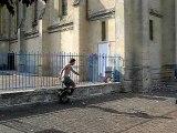 Monocycle street