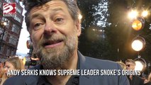 Andy Serkis Knows Supreme Leader Snoke's Origin
