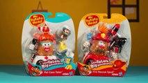 Mr Potato Head Little Taters Big Adventures Pet Care Tater & Fire Rescue Spud Playskool