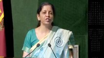 Nirmala Sitharaman pitches for women empowerment in Armed force | Oneindia News