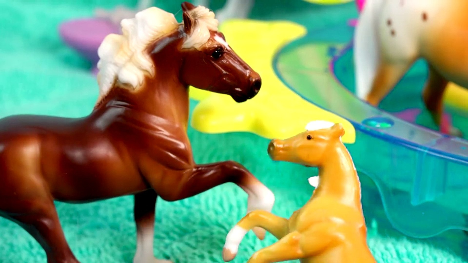Summer Pool Party - Breyer Horses Stablemates Mares Stallions ...