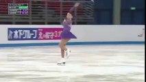 紀平梨花 ジュニア世界選手権2018 JWC2018 女子SP Rika KIHIRA