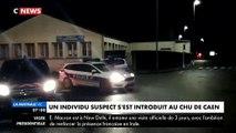 Frayeur cette nuit au CHU de Caen où personnel et patients ont passé la nuit confinés après l'intrusion d'un individu
