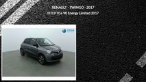 Annonce Occasion Renault Twingo III 0.9 TCe 90 Energy Limited 2017