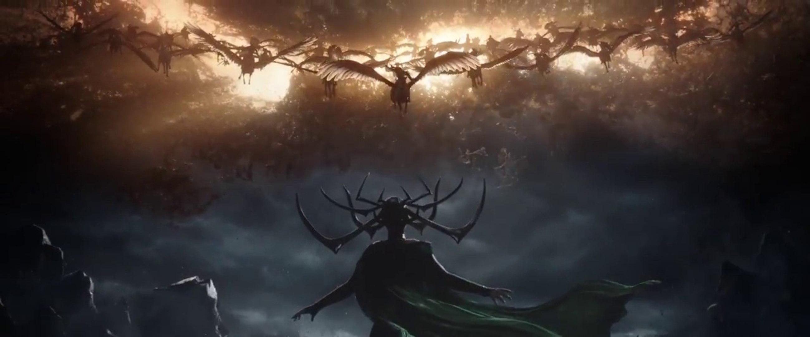 [ หนังใหม่ 2018 ] Thor  Ragnarok