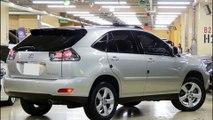 Lexus RX 330 XU30 diesel cars video SUV car   ديزل سيارات ديزل فيديو سيارات الدفع الرباعي