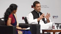 Rahul Gandhi faces trough questions in Singapore, Congress doctors video, faces flake |Oneindia News