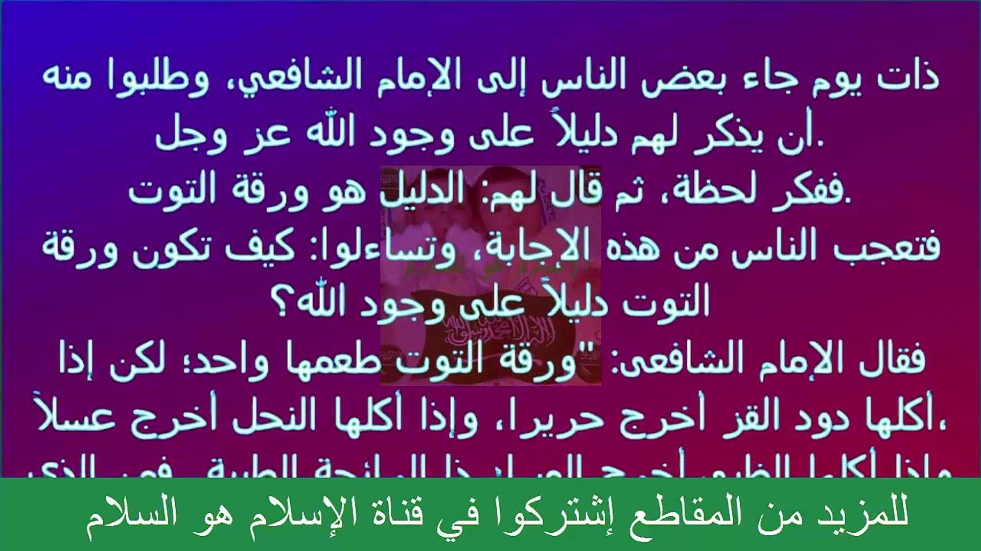ورقة التوت دليل على وجود الله كيف  الإجابة داخل الفيديو#الاسلام#
