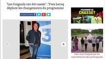 """Crise aux """"Guignols"""" ? Yves Lecoq se lâche"""