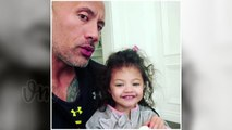 Dwayne Johnson teaches daughter Jasmine about girl power in the cutest fashionDwayne Johnson teaches daughter Jasmine about girl power in the cutest fashion