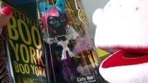 Бетти меняет прическу. Часть 2. Обзор и распаковка свинка пеппа, monster high, холодное сердце