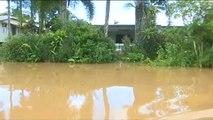 L'Australie touché par d'importantes inondations - 10/03/2018