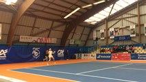 À l'Open super 12, la demi-finale tendue de Fruhvirtova