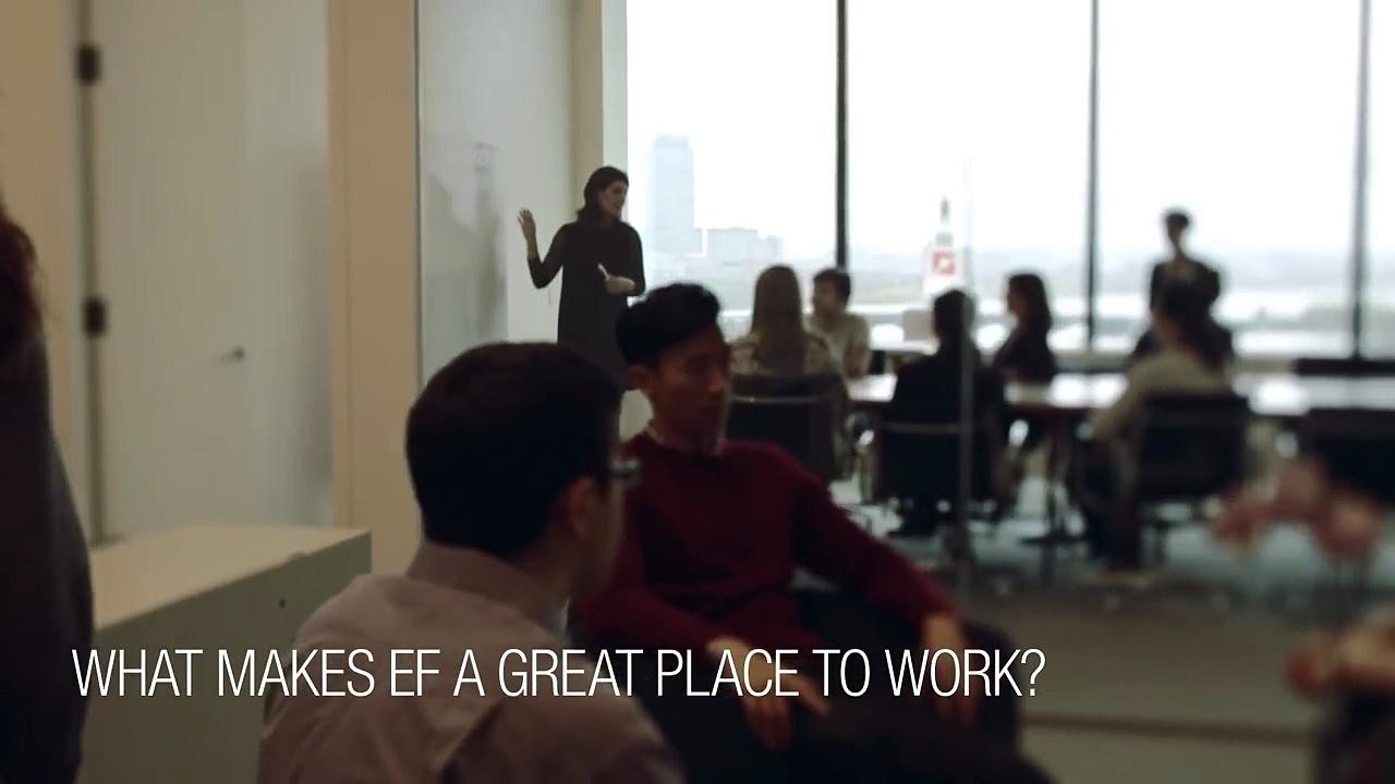 EF Global Careers – Sales & Marketing