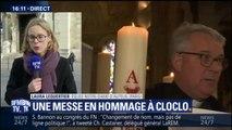 Une messe organisée à Paris en hommage à Claude François pour le 40e anniversaire de sa mort