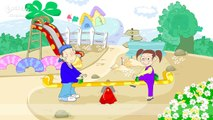 Lesson 8_(A)Come here, Mary. - Cartoon Story - English Education - Easy conversation for kids
