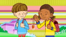 Good morning. Good evening. (Greeting) - Education Rap for Kids - English song for Children