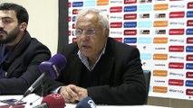Tetiş Yapı Elazığspor-Gazişehir Gaziantep maçının ardından - ELAZIĞ