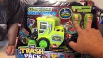 Toy Cars for Kids - Trash Pack Toys Street Vehicles - Trash Wheels & Street Sweeper Trucks for Kids