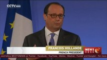 French President says no EU-US trade deal before Obama leaves office