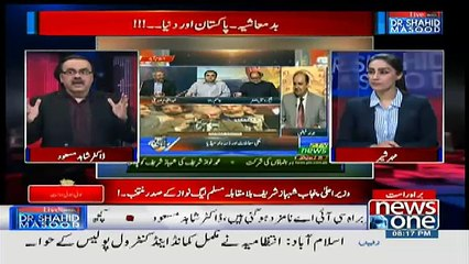 Live With Dr Shahid Masood – 13th March 2018