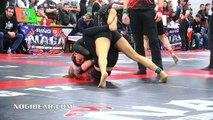Girls Grappling: DOUBLE FEATURE #12 •No-Gi  • Women Wrestling BJJ MMA Brazilian Jiu-Jitsu