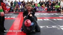 Girls Grappling: DOUBLE FEATURE #11 •No-Gi/Gi  • Women Wrestling BJJ MMA Brazilian Jiu-Jitsu