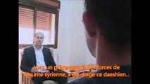 Un jihadiste de Daesh capturé parle du jihad sexuel et d'autres barbaries daeshiennes