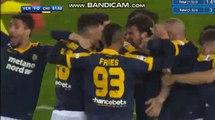 Anntonio Caracciolo Goal - Hellas Veron 1-0 Chievo Verona Serie A